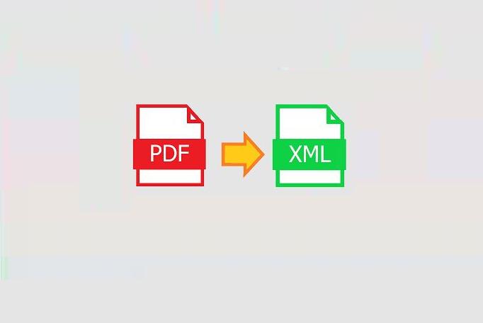 Como convertir PDF a XML
